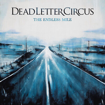 Dead Letter Circus – The Endless Mile CD Ten To Two Records 2017 NEW & SEALED