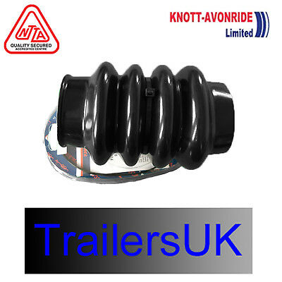 KNOTT AVONRIDE Bellows 2000-3000kg for Ifor Williams Couplings - FREE DEL