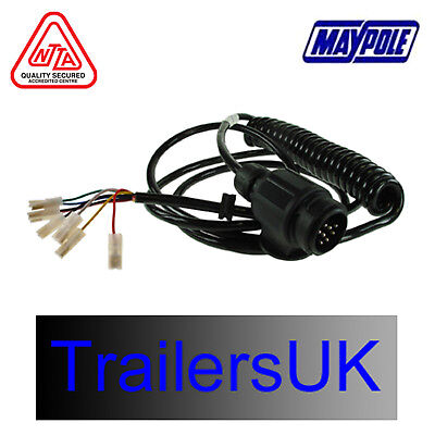 13 Pin Extension Suzi Lead for Ifor Williams Trailers/Horseboxes - MP5908