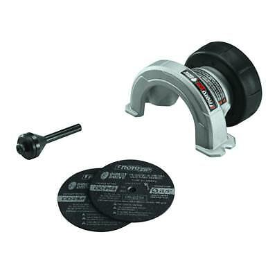 2-1/2 in. Direct Drive Cut-Off Rotary Tool Attachment for Cutting Steel, Copper