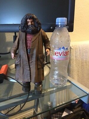 "Harry Potter Rubeus Hagrid Figure 8.5"" Rare Collectable The Deathly Hallows"