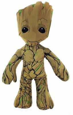 """Baby Groot Plush Toy Stuffed Animal Guardians Of The Galaxy 15 """" Soft Doll Gift"""