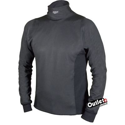 CAMISETA TERMICA UNIK WEATHER TEX WIND NEGRA Talla L NEGRO