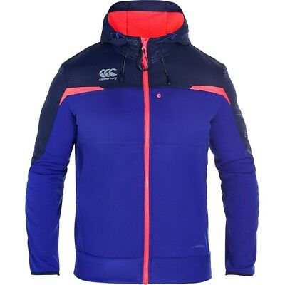 Canterbury Mens Themoreg Full Zip Hoodie Hoody Size L 41-43 Inch Chest Rrp £60