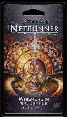 Whispers in Nalubaale Android Netrunner Fantasy Flight Games Brand New FFGADN54