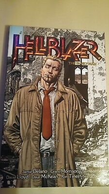 hellblazer the family man graphic novel mint condition