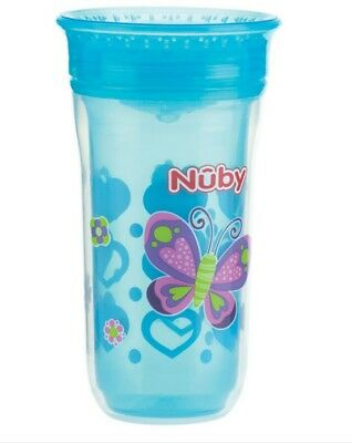 Nuby 360 Maxi Insulated No Spill Cup With Hygienic Lid *NEW*