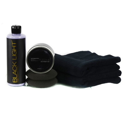 Chemical Guys HOL_201 - Black Paint Maintenance Kit (6 Items)
