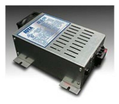 Iota  DLS-55/IQ4 12Volt 55Amp  Automatic Battery Smart Charger/Power Supply New