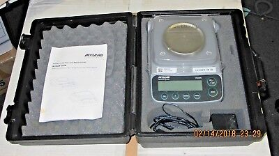 Acculab Vicon Electronic Precision Scale Sartorius Group With Case
