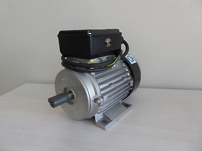 2 POLE ELECTRIC INDUCTION MOTOR UNIELECTRIC M80-2M 230v 1.7HP 1.25kw