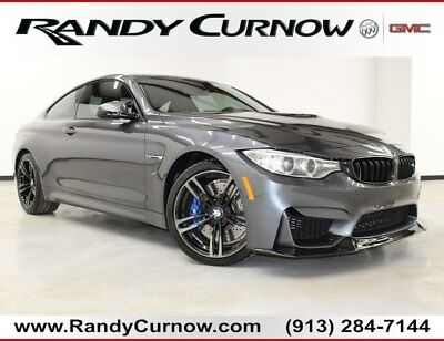2015 BMW M4 Base Coupe 2-Door 2015 Coupe Used 3.0L 6 cyls 7-Speed M-Double Clutch Unknown RWD Leather