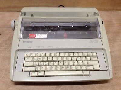 Brother Correctronic Electonic Typewriter GX-6750