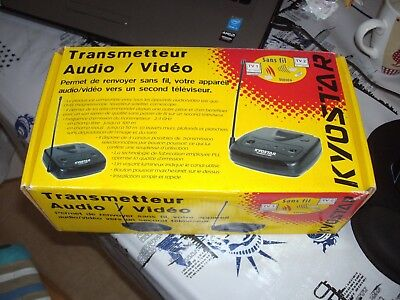 Transmetteur Audio Video Kyostar
