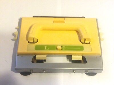 RARE BROTHER KNITTING MACHINE PARTS 4.5mm GAUGE KH881 KH-881 MAIN LACE CARRIAGE