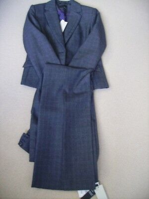 Ladies trouser suit from Next in size 14 jacket 12 long trousers