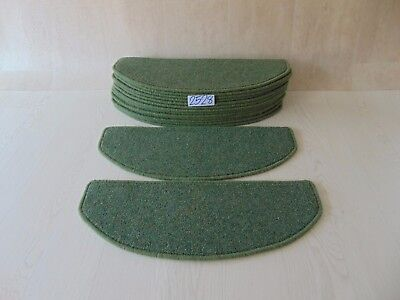 Stair Carpet Pads treads 65cm x 24cm  X15 off  #2528-4