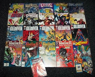 Marvel Comics Collection 46 In Total