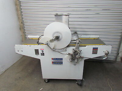 Champion Cookie Depositor Model: 65-S; Comes with 5 Dies Item # DP7895258