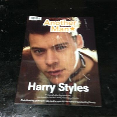 Another Man Magazine 2016 Harry Styles One Direction