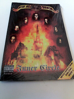 "Libro ""inner Circle Mitos Del Rock Volumen 2"" Libro Precintado Sealed"
