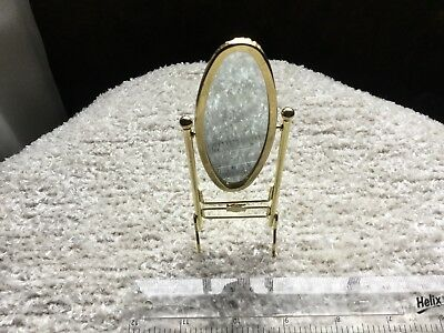 1/12th Scale Dolls House Standing Mirror