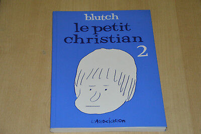 BD Le petit Christian 2 - Blutch - L'association / EO 2008