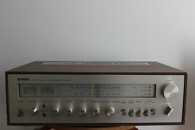 Yamaha CR-600 Great Stereo Receiver