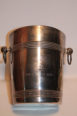 Vintage Old Warson Country Club Golf Course St. Louis Mo. Champagne Ice Bucket