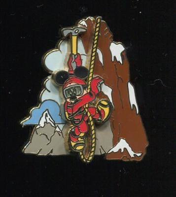 WDW Expedition: PINS Climber Mickey Mouse LE 400 Disney Pin 60316