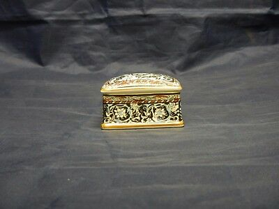 William Morris Collection beautiful floral trinket box