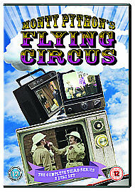 Monty Python's Flying Circus - Series 3 - Complete (DVD, 2007, 2-Disc Set)