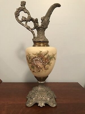 Antique Victorian Ewer