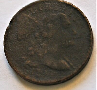 1794 LIBERTY CAP LARGE CENT,  S-57, R1, G-VG,  Combined Shipping
