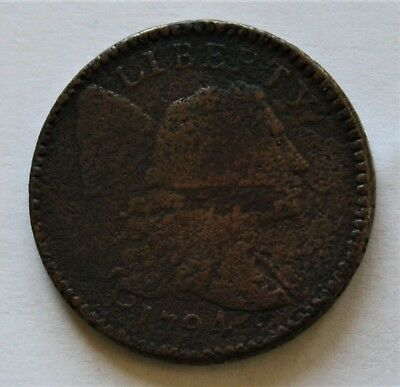 1794 LIBERTY CAP LARGE CENT,  S-71, R2, G,  Combined Shipping