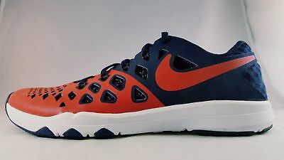 Nike TR Speed 4 AMP NFL New England Patriots Men s Train Shoe 848587 603 Sz  7.5 56ad5489c