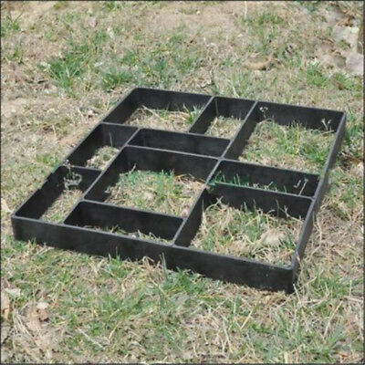 45X40 Paving Pavement Mold Driveway Concrete Stepping Paver Stone Pathmate Mould