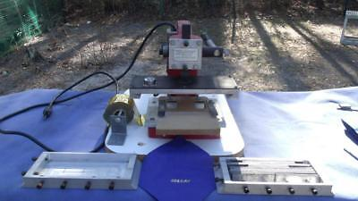 Hot Foil Stamping Machine with Extras