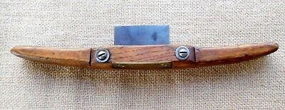 Vintage Chairmaker's or Gun stock maker's scraper spokeshave type tool /pc