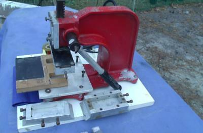 Hot Foil Stamping Machine with Extras #2