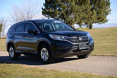 2016 Honda CR-V 2WD 5dr Touring Perfect 2016 Honda CRV with only 928 miles