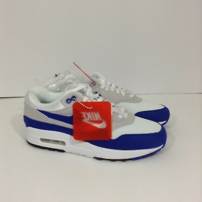 Nike Air Max 1 Anniversary OG 30th Game Royal Blue 2017-Sneaker 908375 Size 8