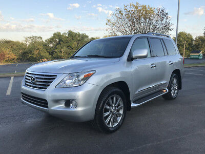 2011 Lexus LX Luxury Package with Cool Box 2011 Lexus LX 570 Sport Utility Luxury Package, cool box, 3-cameras, ful service