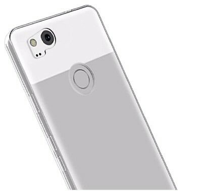 Phone Case for Google Pixel 2 Case,  Pixel XL 2  Crystal Soft Cover for Google