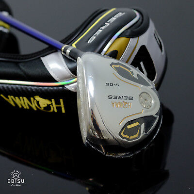 "Honma Beres S-05 3W(15) ARMRQ∞ 53 3Star(R) 2016 ""Brand New"" #4549635280327"