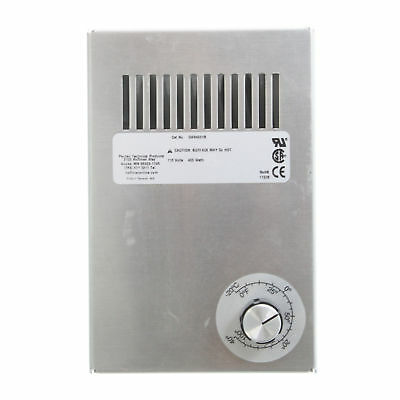 Pentair Dah4001B Fan Forced Enclosure Electric Heater Thermostat, 0-100° F