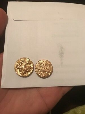 very old rare coins