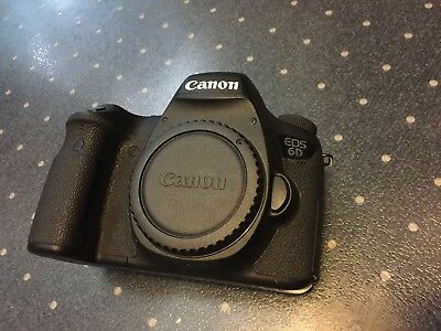 Canon EOS 6D DSLR Used Digital Camera Body Only