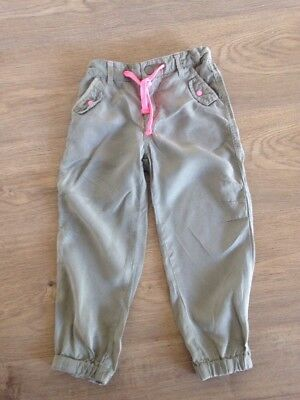 Girls Piping Hot Cargo Pants Size 4