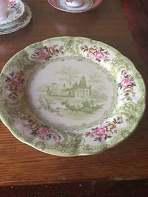 DECORATIVE CHINA PLATE - $1 Delivery  - SOLID PLATE
